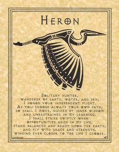 heron meaning spirituality spirit totem animals heron egret on