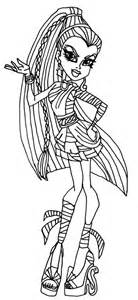30 monster coloring pages coloringstar