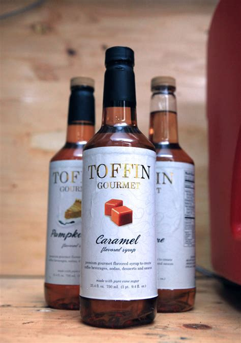 Toffin Syrup 750 Ml Cafe Coffee Original Syrup toffin gourmet cikopi