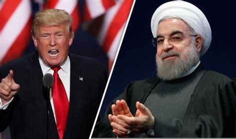 donald trump iran gobierno de ir 225 n responde a trump oc 250 pate del hambre en