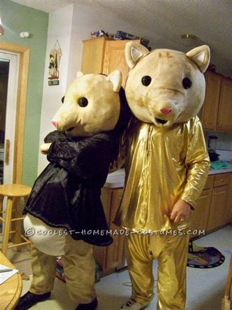 Kia Hamster Costumes For Adults Coolest Kia Soul Hamsters Costumes To