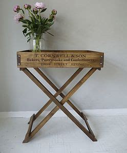Design Butler Tray Table Deas Wooden Butler S Tray Table Vintage Inspired Home Accessories Dining Room Ideas Pinterest