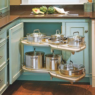 Kitchen Corner Cabinet Pull Out Shelves Kitchen Storage Ideas Three Must Space Saving Suggestions