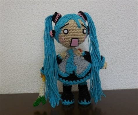 Amigurumi Doll 7 Hatsune Miku Miku 1077 Best Miku Hatsune And Hachune Images On