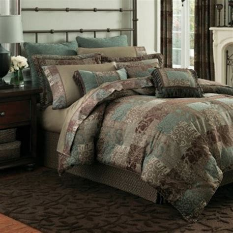 croscill bedding shop croscill galleria brown bedding the home decorating