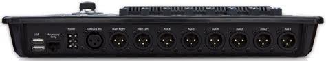 Mixer Digital Qsc Touchmix 16 qsc touchmix 16 compact 20 channel digital mixer pssl