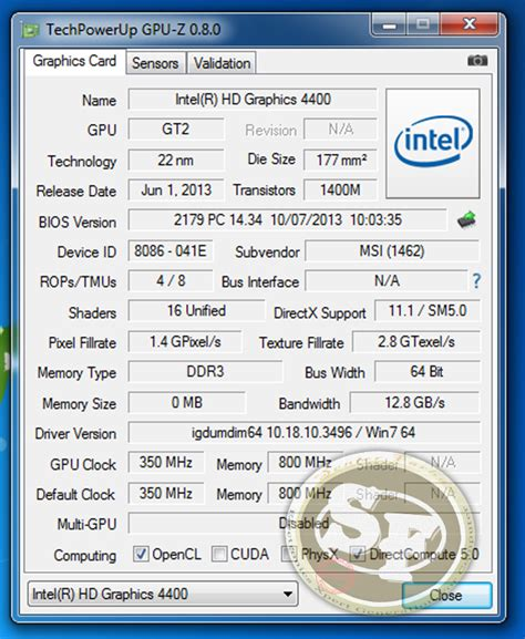 Msi H81m E35 V2lga1155 Haswell personal test motherboard msi h81m e35 v2