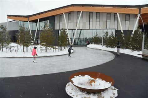 grand design event edmonton photos the meadows rec centre and library opens in south