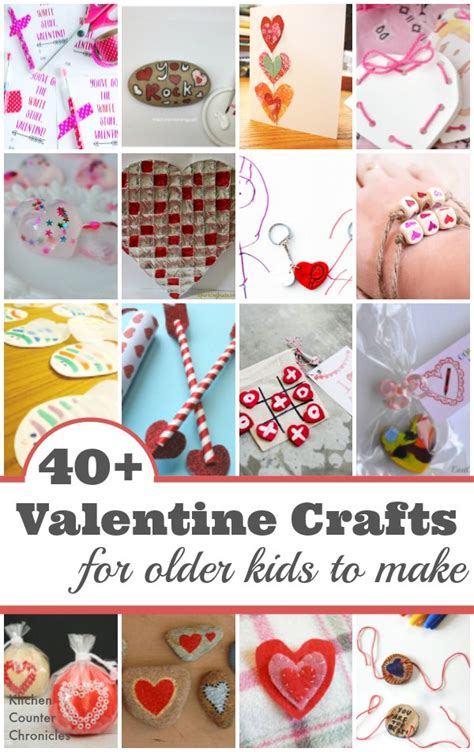 valentines for to make epic 40 day crafts for to make