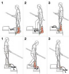 How To Walk Up The Stairs With Crutches by Step By Step Using Crutches On Stairs
