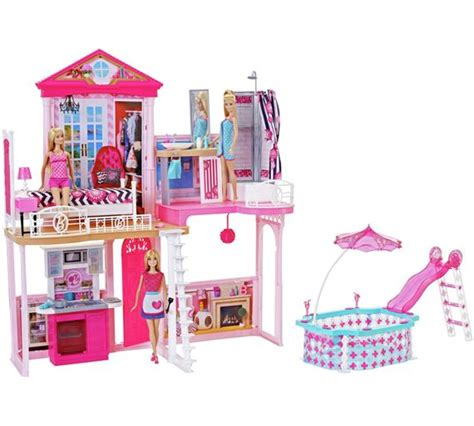 argos dolls houses buy complete barbie home set at argos co uk your online shop for dolls houses dolls