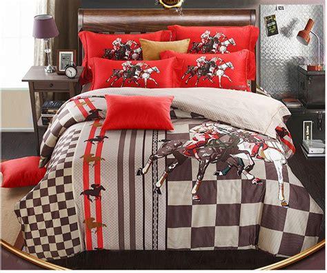 best cotton sheet brands aliexpress com buy luxury egyptian cotton horse bedding