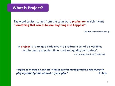 Project Development Associate Mba Clean Tech by Project Management Cycle Phases