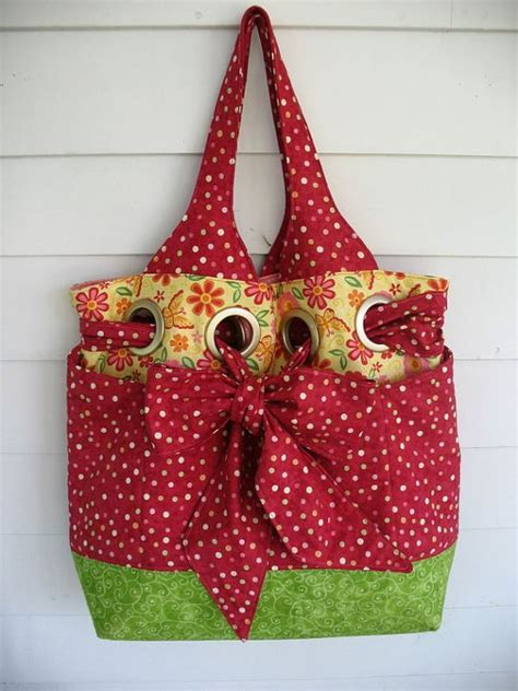 tote bag pattern with grommets girl diaper bag totes and tote bags on pinterest