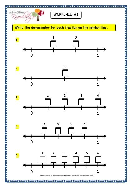printable equivalent fraction number line free worksheets 187 printable number line worksheets with