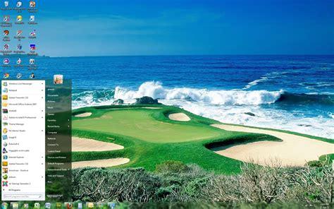 goldfish themes for windows 7 windows 7 theme us open golf by windowsthememanager on
