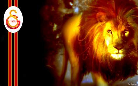 galatasaray aslan logo resim wallpaper guezel resimler