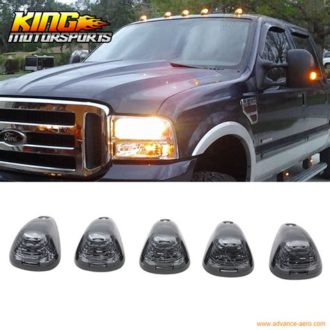 Lights On Top Of Truck by Fit Ford Dodge Truck Triangle Lens Top Led Cab Roof Lights