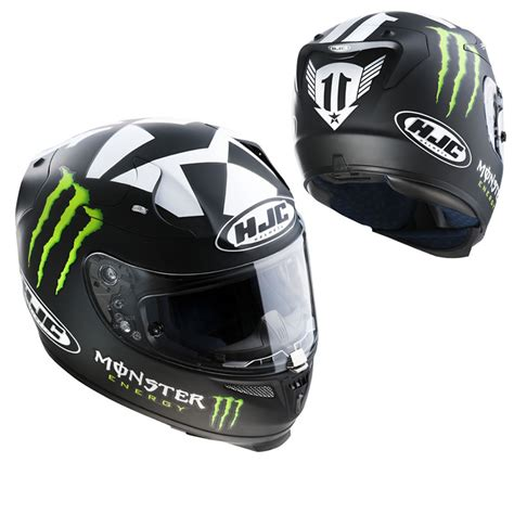 monster energy motocross helmet hjc r pha 10 ben spies monster energy 2 2012 moto gp