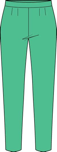pattern taper making a tapered pant pattern