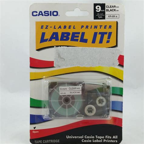 Label Printer Casio 9mm 17 best ideas about printer labels on sewing labels fabric labels and laser printer