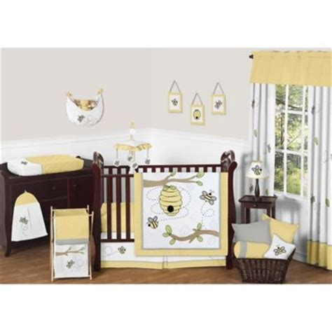 Honey Crib Bedding by Sweet Jojo Designs Honey Bee Crib Bedding Collection Www