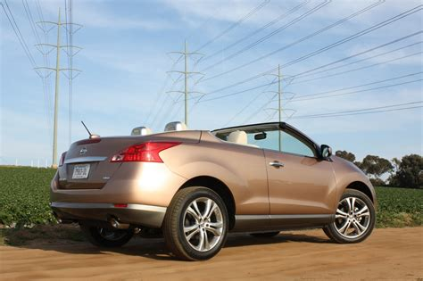 nissan crosscabriolet 2011 nissan murano crosscabriolet first drive photo