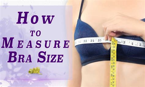 how to measure yourself for a bra correctly style code