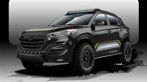 Car Garage Design by Converted Crossover Vehicles Tucson Crossover