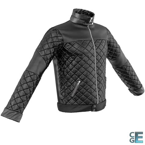 How To Make A Quilted Jacket by Md115 Marvelous Designer Quilted Bomber Jacket Workshop