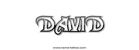 david name tattoo designs name david 137 inspiration
