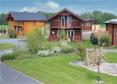 Thirsk Log Cabins by Woodland Lakes Lodges Lodges In Carlton Miniott
