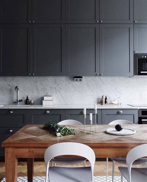 Grey Dining Room Cabinets 1613 Best Images About K I T C H E N On