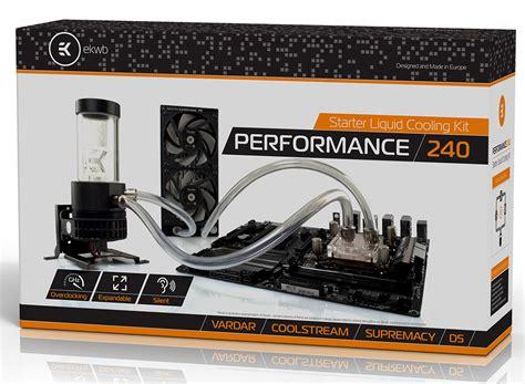 best vga liquid cooler ekwb releases brand new p series liquid cooling kits