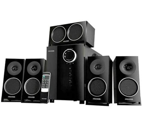Microlabs 51 Acoustic System For 100 by Home Theatre Microlab M1915 5 1 Optico Digital Pcm Apto