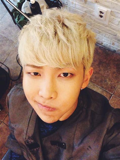 kim nam joon instagram official twitter 140226 bts twitter update rapmonster