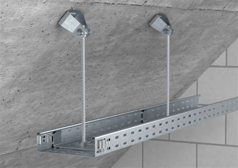 cable tray ceiling mounting aid universal systems