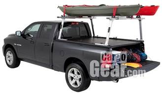 tracrac g2 truck rack with kayak mounts