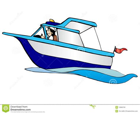 cartoon boat in waves cartoon sea boat stock illustration image of ship