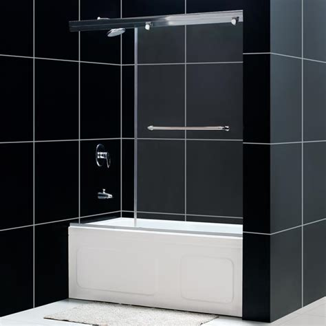torero sliding tub door