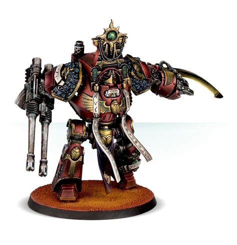 Cabal 30 K Thousand Sons Contemptor Dreadnaught Available To Order