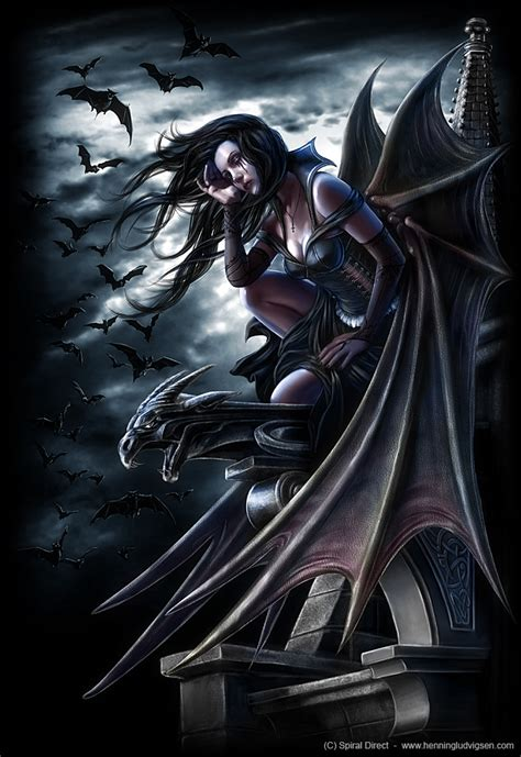 epic and scary vampires artwork and wallpapers 1 design