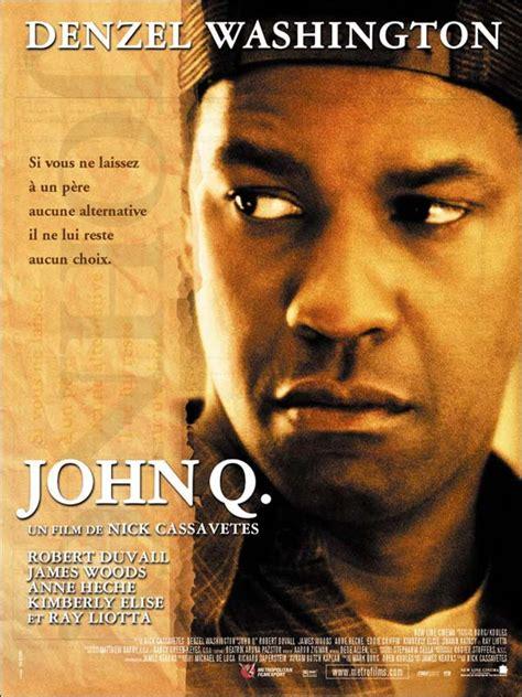q desire le film john q film 2001 allocin 233