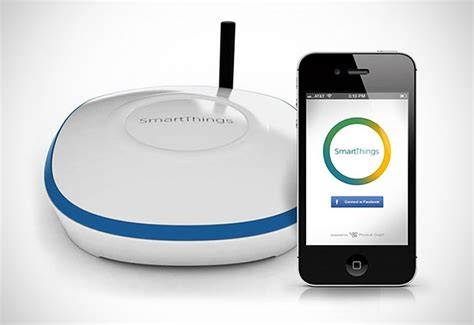 smartthings home automation system mikeshouts