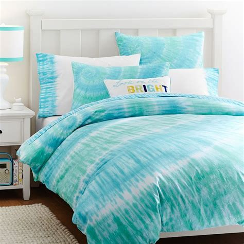 bedroom ties surfers point tie dye duvet cover sham capri pool