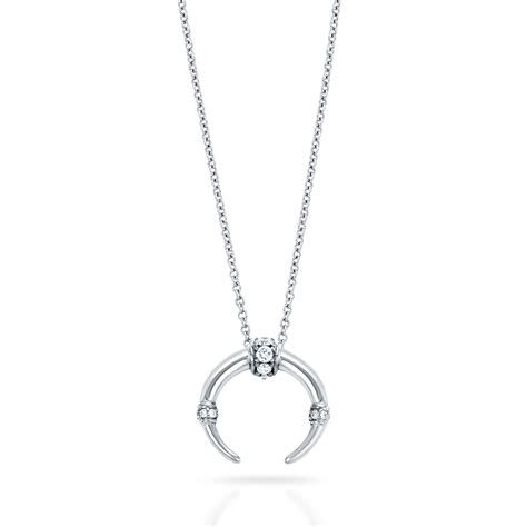Dharma Necklace mini dharma necklace carbon hyde