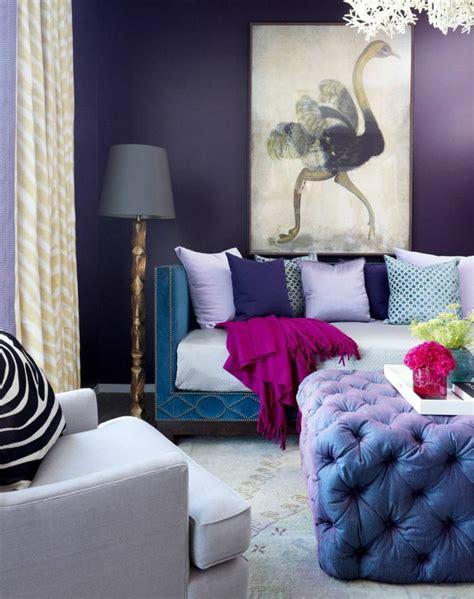 violet comment combiner cette couleur dans la d 233 co