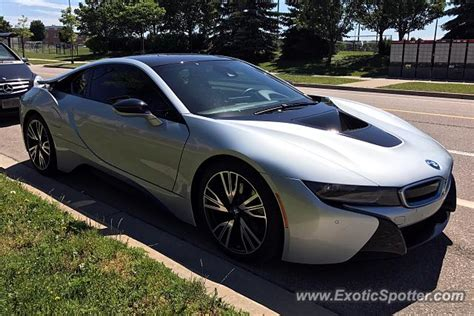 bmw i8 spotted in oakville canada on 06 24 2017