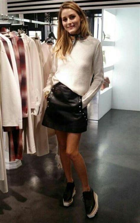 outfits faldas cuero negras  decoracion de