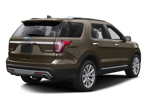 2016 ford explorer limited price 2016 ford explorer utility 4d limited 2wd v6 prices